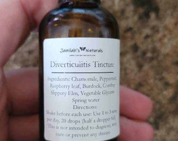 Diverticulitis Tincture