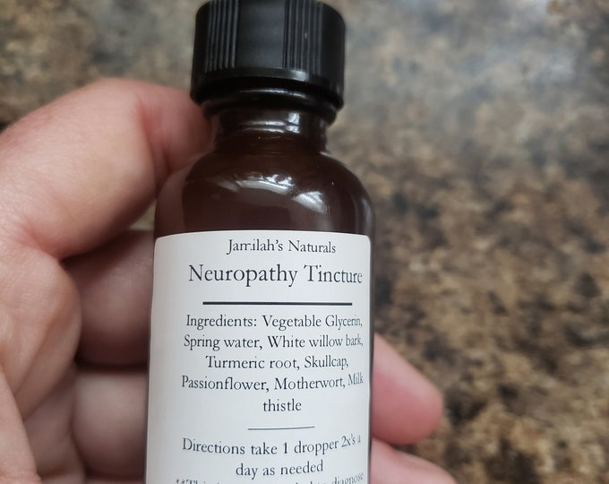 Neuropathy Tincture