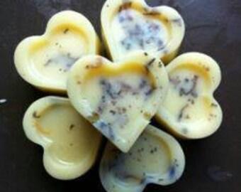 Honey Lavender chamomile bath melts 2 pack
