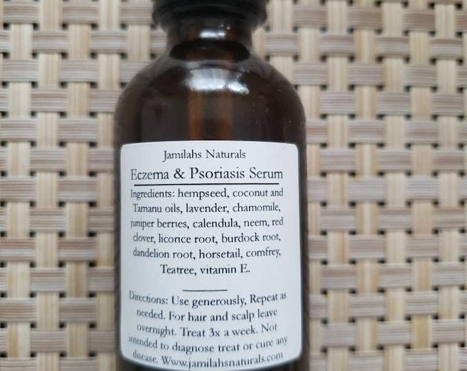 Eczema & Psoriasis Serum