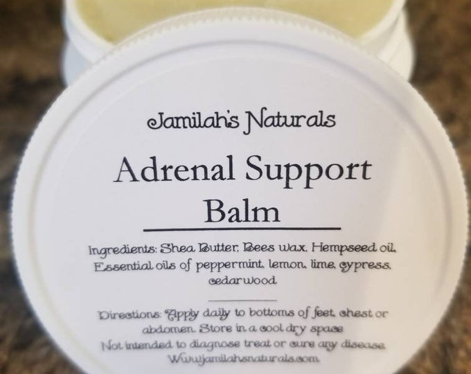 Adrenal Support Balm