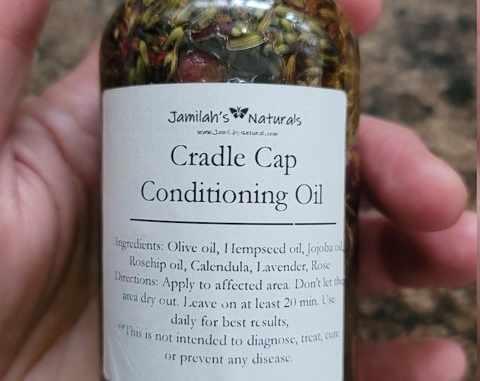Cradle Cap Conditioning Oil