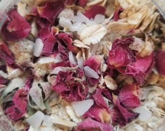 Honey Magnesium Bath Salts (variety available)