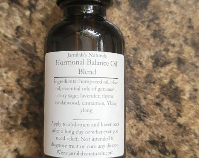 Hormonal Balance Oil Blend