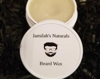 Beard & Mustache Wax