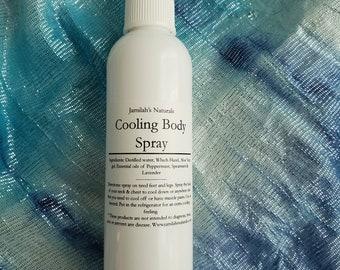 Cooling Spray