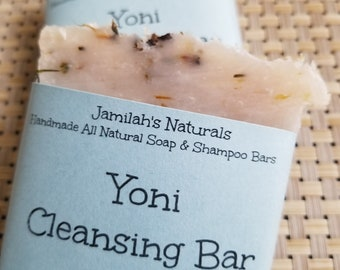 Yoni Cleansing Bar