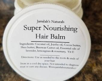 Super Nourishing Hair Balm