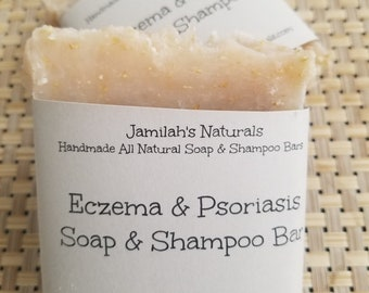 Eczema & Psoriasis Soap And Shampoo Bar