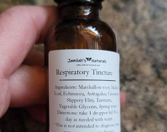 Respiratory Tincture