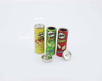 Miniature Pringles chips-3pc