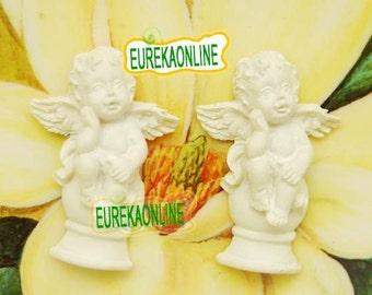 Miniature angel ornaments