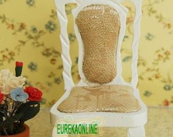 Dolls House Miniature chair