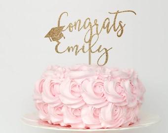 Nurse Cake Topper Nurse Graduation Party Decorations Nurse Etsy