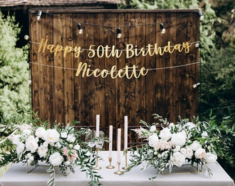 Decoration Ideas For Male 50Th Birthday Party from i.etsystatic.com