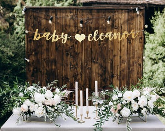 Baby shower decorations, Baby shower banner, baby shower banner girl, baby shower decorations girl, girl baby shower decor baby shower decor