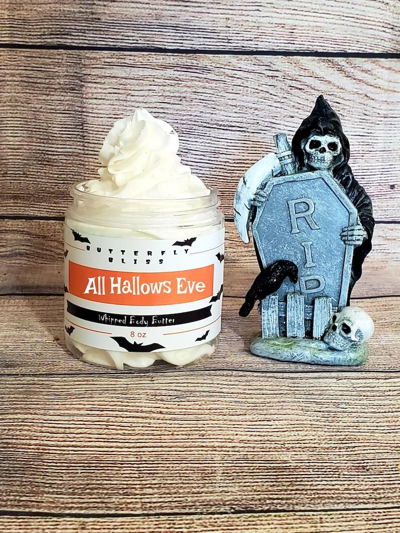 Halloween Body Butter