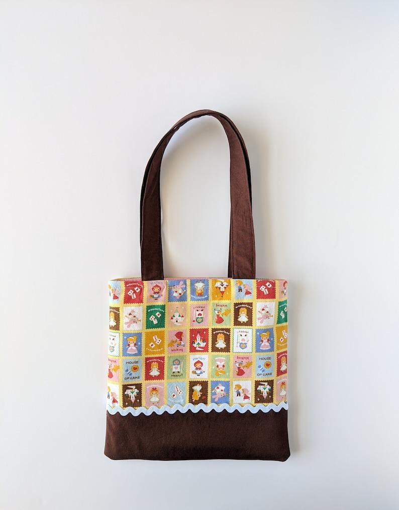 Toddler Tote Kids Bag  Girls Bag  Girls Bag  Toddler Tote Bag
