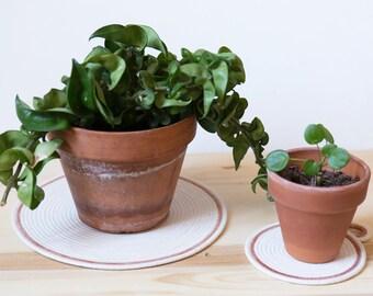 Woven pot bottom / Coaster
