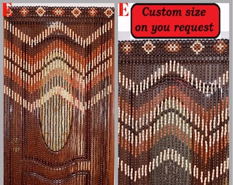 Beaded Curtains Etsy