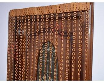 Perle Türvorhang Dekor Für Wohnzimmer Holz Jalousien Perlen Vorhänge Perlen  Tür Vorhang Holz Perle Tür Vorhang Handgemachte Tür Vorhang