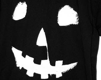 HALLOWEEN Jack-O-Lantern tee shirt t shirt 1978 title credits