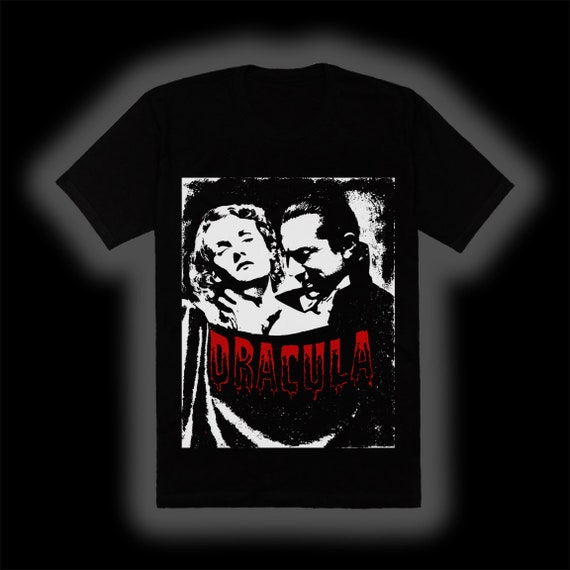 Dracula (1931) - T-Shirt Grave Shift Exclusive Limited