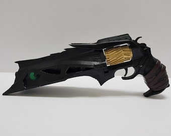 3D Printed Thorn Exotic Hand Cannon from Destiny free shipping