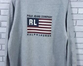 99690878eacaa Vintage Polo Ralph Lauren Sweatshirt