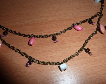 Vintage romantic necklace