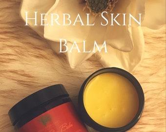 Herbal skin balm