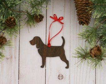 Beagle Ornament | Personalized Dog Ornaments