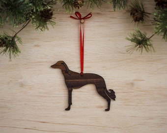 Saluki Ornament