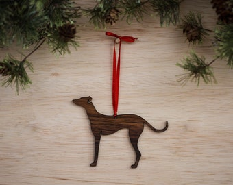 Greyhound Ornament