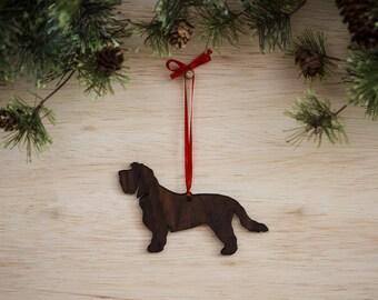 Petit Basset Griffon Vendeen Ornament