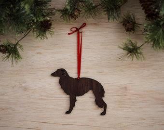 Silken Windhound Ornament