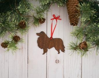 Shetland Sheepdog Dog Ornament