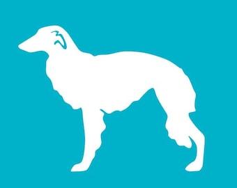 Silken Windhound Decal