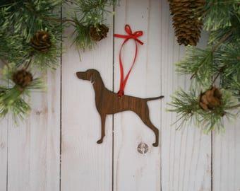 Vizsla Ornament