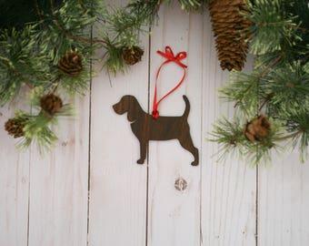 Beagle  Ornament | Personalized Dog Ornaments