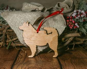 Samoyed Ornament