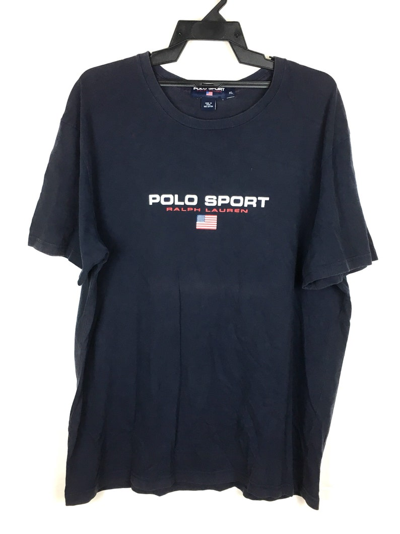 7aa58b385fa6d Vintage Polo Sport Official Logo for mens size XL