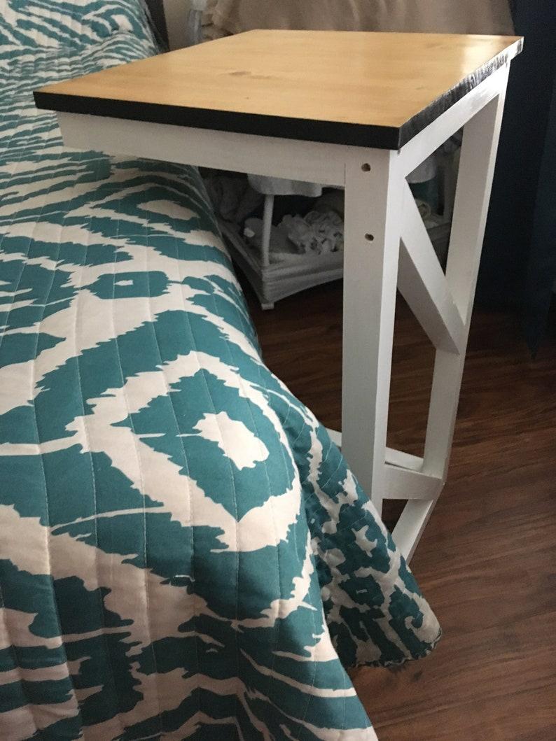 Sofa Tablett Tisch Holz Tisch Tablett Armrest TV Tablett ...