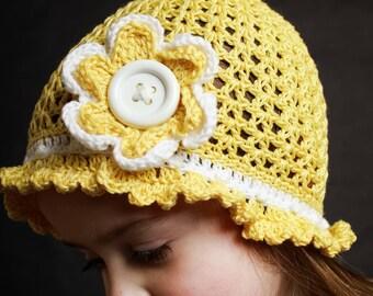Emily Hat Pattern