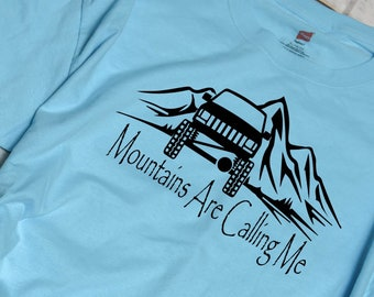 Xj Mountains are calling me