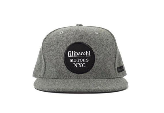 58635f0b8 Filipacchi Motor Wool Trucker Hat - Heather Gray