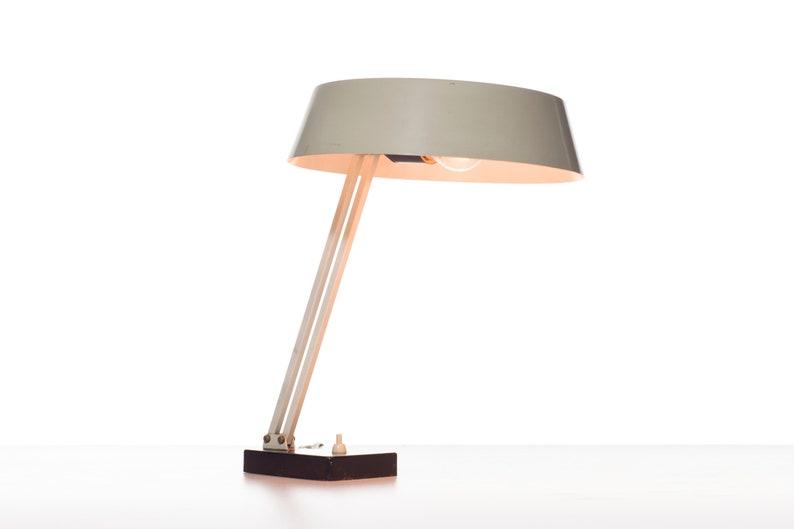 Dutch design desk lamp by Busquet for Hala Zeist mid century image 0