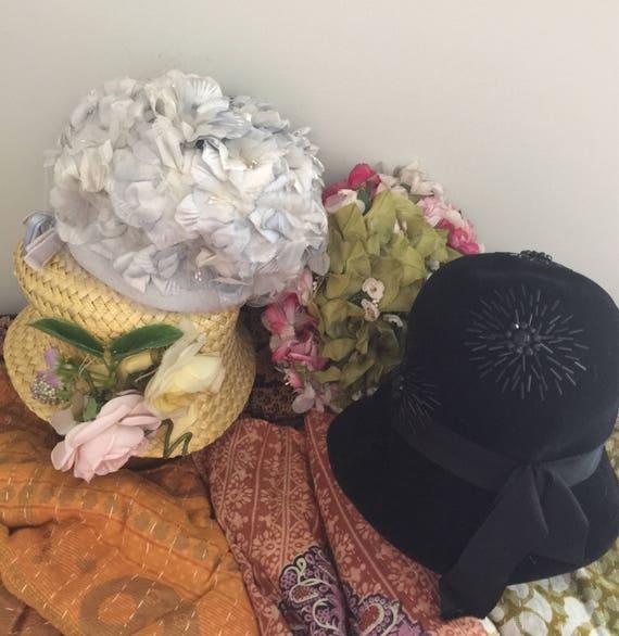 Vintage ladies hats   antique ladies hats   vintage hats  9c955e7a61c