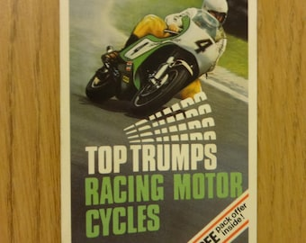 Top Trumps RACING Moto ACE TRUMPS