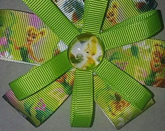 Disney Tinker Bell Hair bow